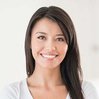 Parker Cosmetic Dentistry smiling woman